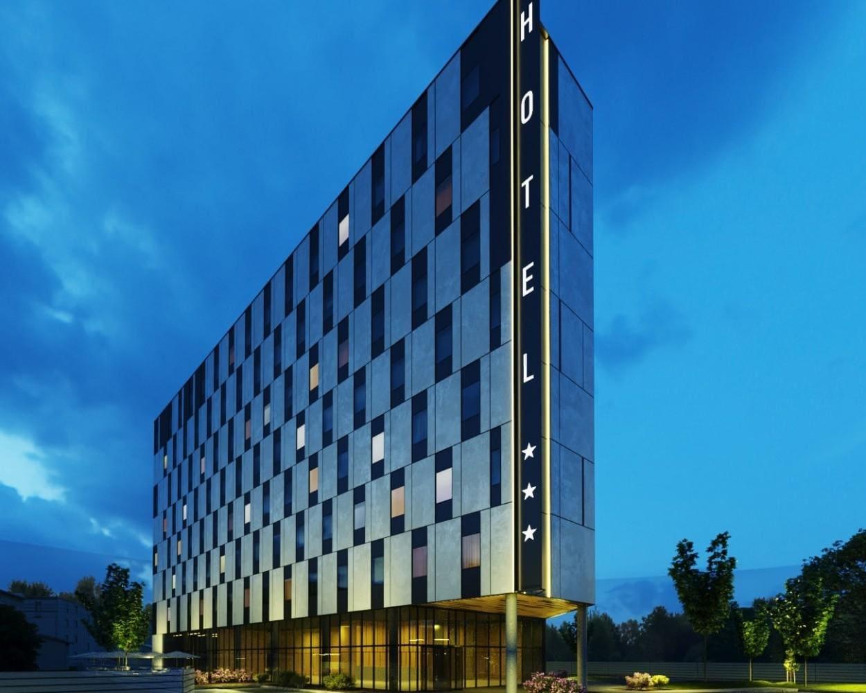 HOTEL ul Gliwicka Katowice 1