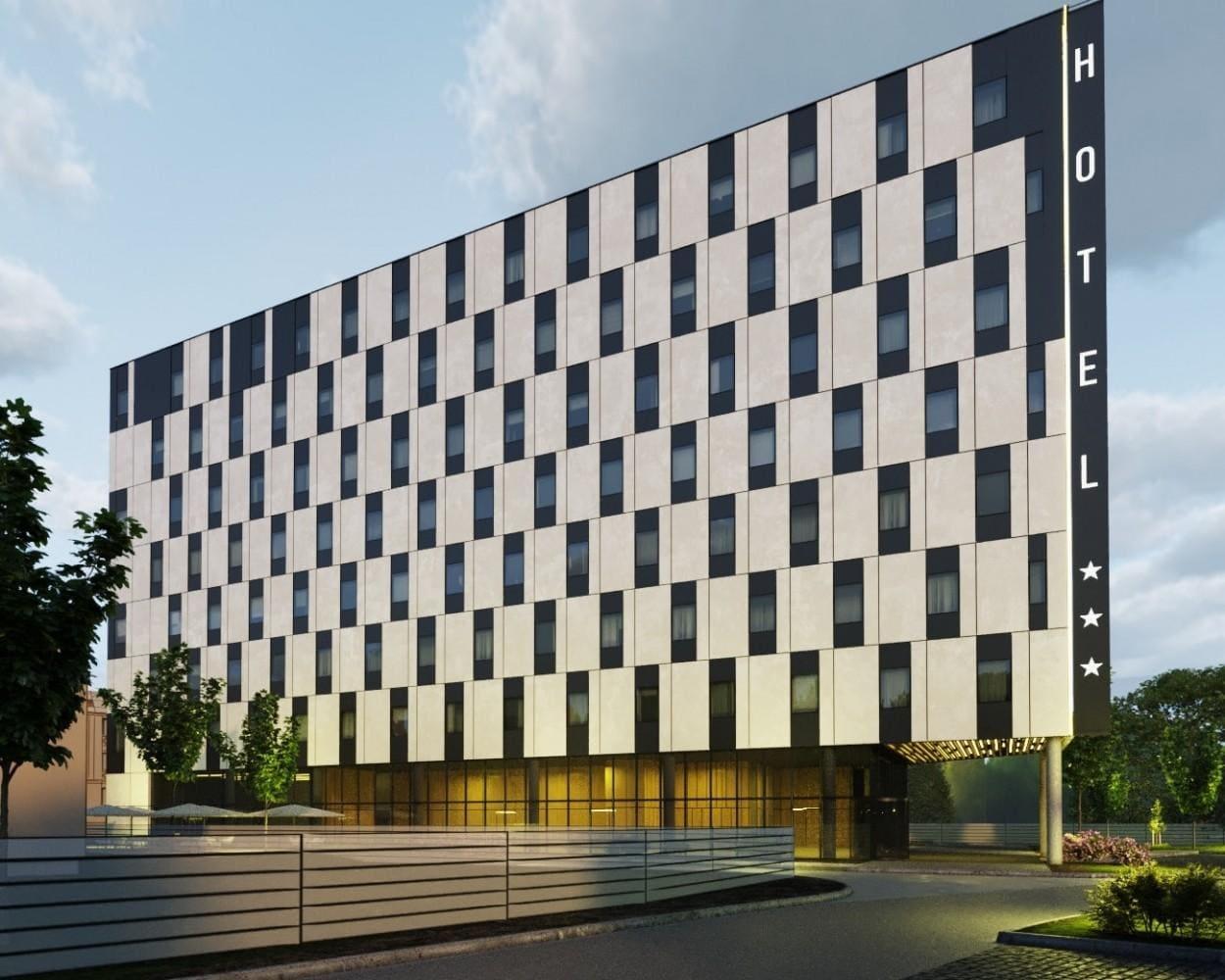 HOTEL ul Gliwicka Katowice 2